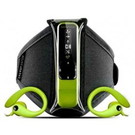 REPRODUCTOR ENERGY MP3 ACTIVE NEON GREEN 4GB FM BRAZALETE