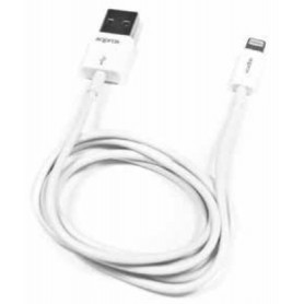 CABLE LIGHTNING IPHONE A USB 2.0 1M APPROX APPCO3V2 BLANCO