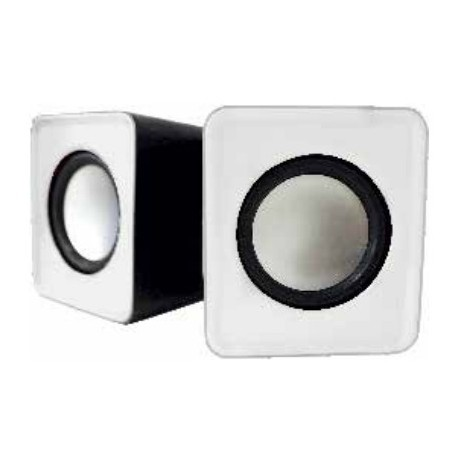 ALTAVOCES APPROX 2.0 MULTIMEDIA SPX1 5W BLANCO APPSPX1W