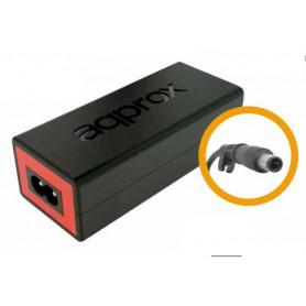 CARGADOR PORTATIL 90W APPROX PARA HP 7.4*5MM APPA01 NEGRO