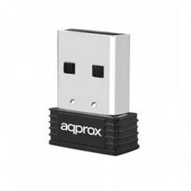 TARJETA INALAMBRICA APPROX 150MBPS USB NANO N APPUSB150NAV3