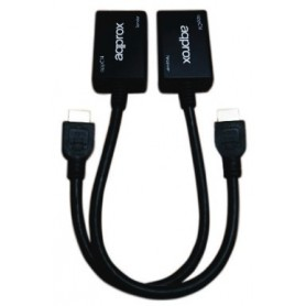 ADAPTADOR RED A HDMI RJ45 30MMAX APPROX 1080P 3D SONIDO DTS DOLBY TRUEHD APPC14V2