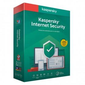 SOFTWARE ANTIVIRUS KASPERSKY  INTERNET SECURITY MULTIDEVICE 5 LICENCIAS