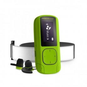 REPRODUCTOR  ENERGY MP3 CLIP BLUETOOTH SPORT 16GB AURICULAR GREENSTONE 447244