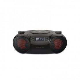 ALTAVOCES ENERGY BLUETOOTH PORTATIL BOOMBOX 6 CD USB MP3 12W FM RADIO 447589