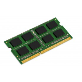 MEMORIA SODIMM DDR3 8GB PC3-12800 1600MHZ KINGSTON CL11 1.5V KCP316SD88