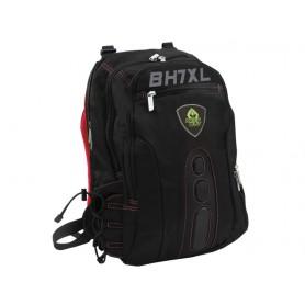 BOLSA MOCHILA PORTATIL 17 KEEP OUT PROFFESSIONAL GAMING BLACK  RED BK7RXL