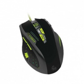 RATON KEEP OUT LASER GAMING MOUSE 8200DPI 9 BUTTONS X9PRO