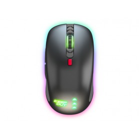 RATON KEEP OUT LASER GAMING MOUSE 2500DPI 6 BUTTONS X4PRO