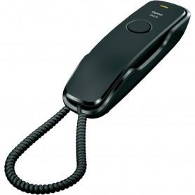 TELEFONO SOBREMESA GIGASET FIJO DA210 NEGRO
