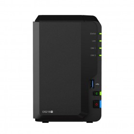 UNIDAD NAS SYNOLOGY DISK STATION DS218