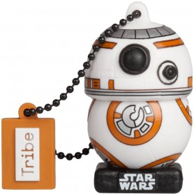 HD PORTATIL USB 16GB - STAR WARS BB8  TRIBE 111767840116