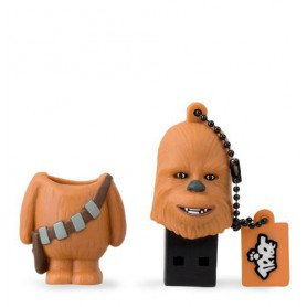 HD PORTATIL USB 16GB - STAR WARS CHEWBACCA TRIBE 111748240116