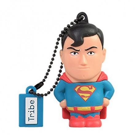 HD PORTATIL USB 16GB - SUPERMAN  TRIBE 111757940116