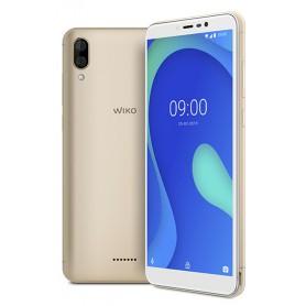 TELEFONO  WIKO Y80 P5.99 OC 1.6 2GB 32GB 132MPX AND9.0 GO DORADOCARCASA