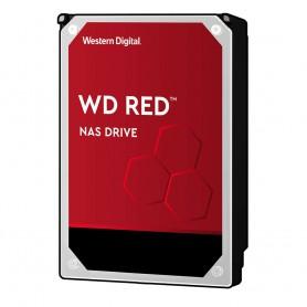 HD  SATA III  6TB  WESTERN DIGITAL RED 256MB WD60EFAX