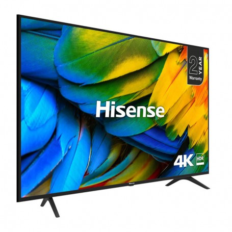 TV 50 LED HISENSE H50B7100 UHD SMART TV VIDAA U3.0 4K WIFI HDMI 2USB NEGRO