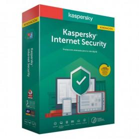 SOFTWARE ANTIVIRUS KASPERSKY 2020 INTERNET SECURITY MULTIDEVICE 3 LIC RENOVACION