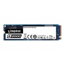 HD  SSD 1TB KINGSTON M.2 2280 A2000 PCIEX 3.0 SA2000M81000G