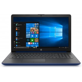 PORTATIL HP 15-DA0181NS N4000  8GB 256GBSSD 15.6 HD HDMI BT  W10 AZUL LUMIERE