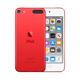 REPRODUCTOR IPOD TOUCH APPLE 128GB PRODUCT (RED) MVJ72PY A