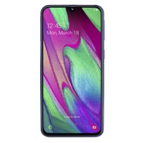 TELEFONO SAMSUNG GALAXY A40 BLUE P5.9 OC 4GB 64GB (165)25MP 4G DSIM A