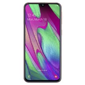 TELEFONO SAMSUNG GALAXY A40 CORAL P5.9 OC 4GB 64GB (165)25MP 4G DSIM A