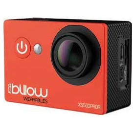 CAMARA DEPORTIVA BILLOW XS500PROR 1080P ACTION CAM RED