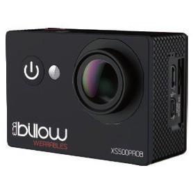 CAMARA DEPORTIVA BILLOW XS550PROB 4K INTERPOLATED ACTION CAM BLACK