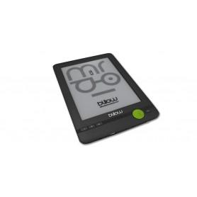 LIBRO ELECTRONICO BILLOW E03FL 6 E-INK PVI FLMUSIC PLAYER 5GB GREYY