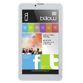 TABLET PC BILLOW X703W P7 1GB 8GB 3G WHITE AND 8.1