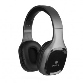 AURICULAR NGS BLUETOOTH HEADPHONE ARTICA SLOTH GRAY