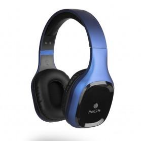 AURICULAR NGS BLUETOOTH HEADPHONE ARTICA SLOTH BLUE