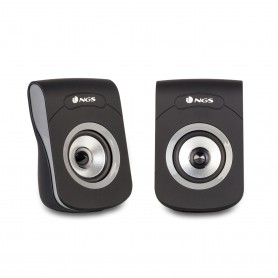 ALTAVOCES  NGS  SB250 2.0 POWERED (6W RMS) 2.0 6W USB