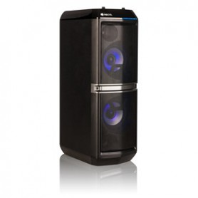 ALTAVOCES  NGS SKYHOME DOBLE SUBWOOFER 200W BLUETOOTH USB FM