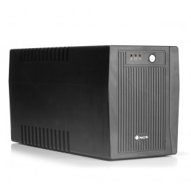 SAI  NGS FORTRESS  2000 V2 OFF LINE UPS 900W AVR SCHUKO PLUG X 4