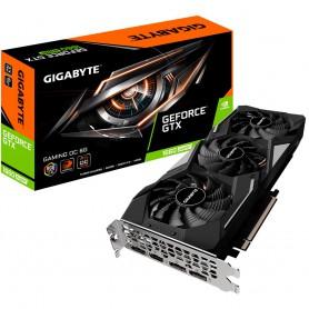 VGA  PCI-EX NVIDIA GIGABYTE GTX1660 6GB SGAMING OC1.0 GDDR6 PCIE HDMI 3DP RGB 3VE