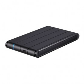 CARCASA DISCO DURO TOOQ 25P 95 MM SATA USB 3.0 NEGRA TQE-2530B