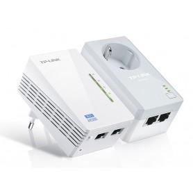 POWERLINE TP-LINK 300MBPS WIFI 2PETH (KIT TL-WPA4226TL-PA4020P) TL-WPA4226KIT