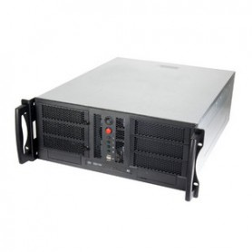 CAJA  RACK  19 CHEMBRO 4U  RM-42300-F2-U3 USB3.0 SIN FUENTE