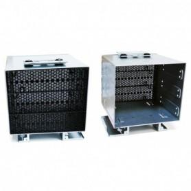KIT 3 BAHIAS 5.25 IZQ. PARA CAJA COOLBOX SRM-44500 COO-HDC-SRM-L