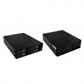 KIT HD HOTSWAP COOLBOX  4X2.5 SATASAS COO-HSW-1542