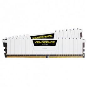 MEMORIA RAM KIT DDR4 16GB(2X8GB) PC4-25600 3200MHZ CORSAIR VENGE BLANCA LPX