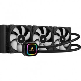 REFRIGERADOR LIQUIDO CPU CORSAIR H150I PRO RGB XT (3X120MM)