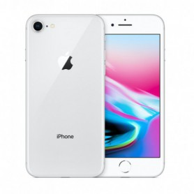 SMARTPHONE APPLE IPHONE 8 4.7 A11 64GB 4G 12MP PLATA MQ6H2QLA