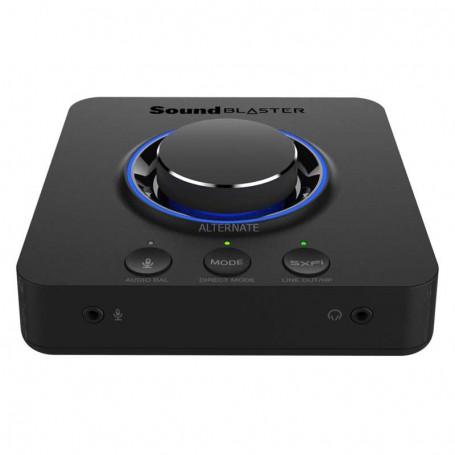 SONIDO CREATIVE SOUND BLASTER X3 SUPER XFI 7.1 USB DAC PCMACPS4NSW