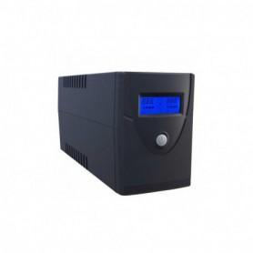 SAI  SAFIRE   600360 VAW  LINE-INTERACTIVE  UPS600VA-2