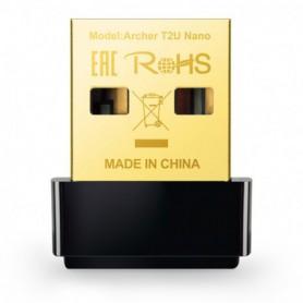 TARJETA INALAMBRICA TP-LINK AC600 USB ARCHER T2U NANO
