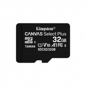 MEMORIA  SECURE DIGITAL MICRO SDHC  32GB KINGSTON CLASE10  SDCS232GB