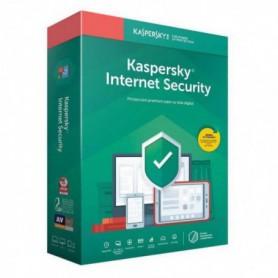 SOFTWARE ANTIVIRUS KASPERSKY  INTERNET SECURITY MULTIDEVICE 4 LICENCIAS